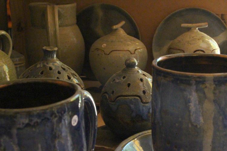 Les poteries d'Alain Briffa